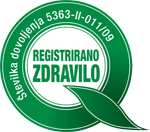 Znak registrirano zravilo - Echinaforce® Duo tablete
