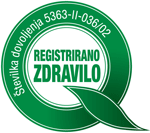 Znak registrirano zravilo - Echinaforce tablete